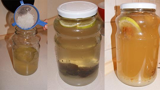 Wasserkefir – Die selbstgemachte Limonade für zu Hause