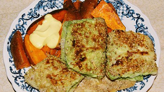Rouladen (vegetarisch)