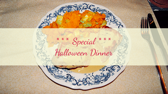 ***Special*** Halloween Dinner