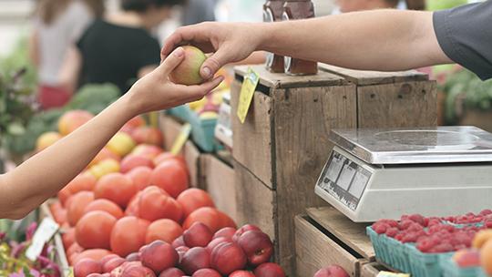 Marktchart: Keine Angst vor dem Bauern