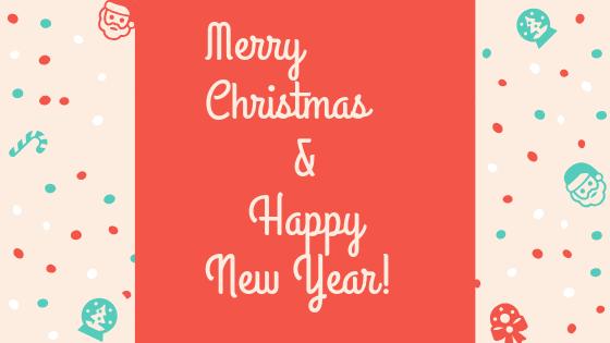 Frohe Weihnachten und ein guten Rutsch ins neue Jahr!